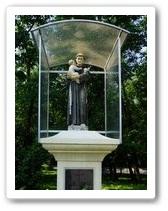 figura św. Antoniego Łódź-Łagiewniki