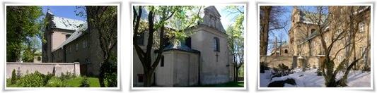 Kościół w Łagiewnikach